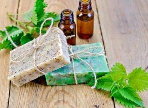 zihlavove mydlo a olej