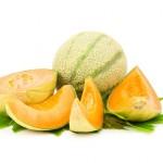 žltý melón