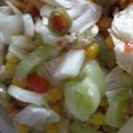 salat z cinskej kapusty