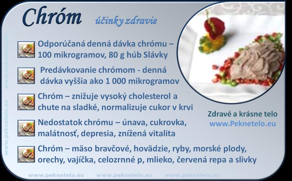 Chróm - info obrázok