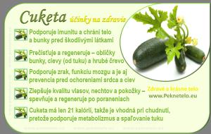 cuketa - info obrázok