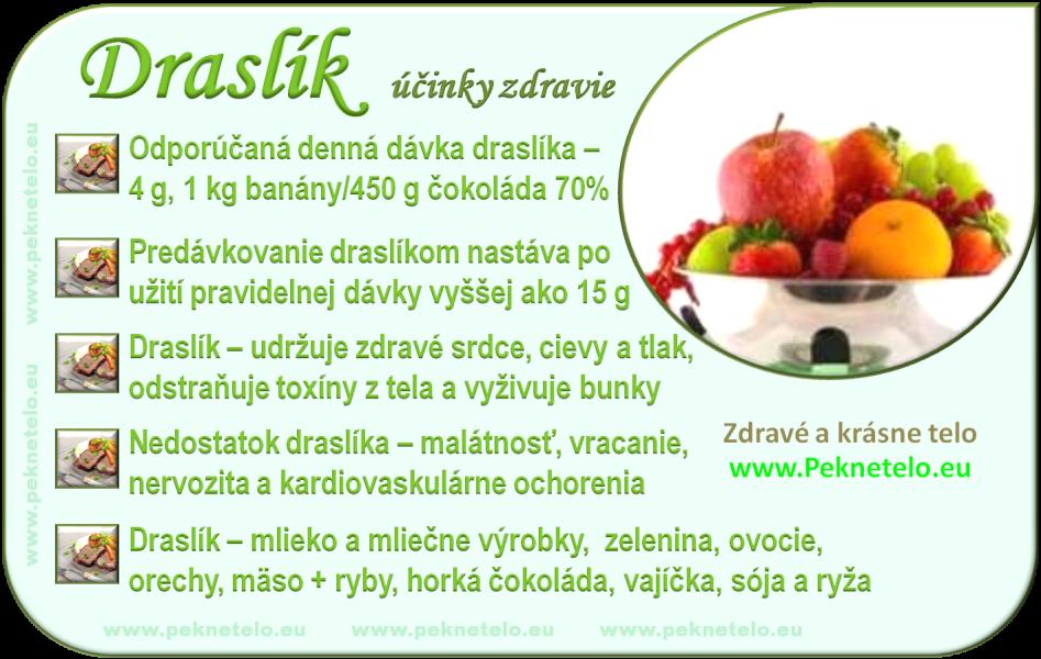Draslík - info obrázok