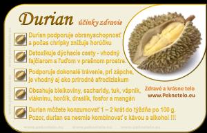 Info Durian