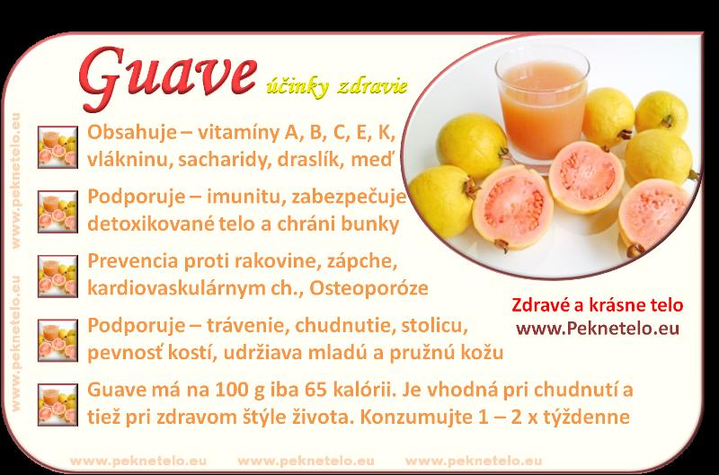 obrazok guave