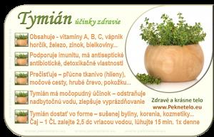 Info Tymián