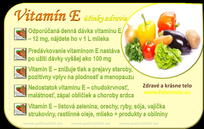 Info Vitamín E
