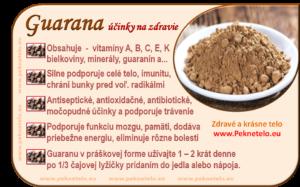 Info guarana