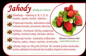 Info obrazok jahody