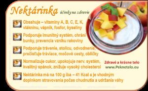 Info nektarinka