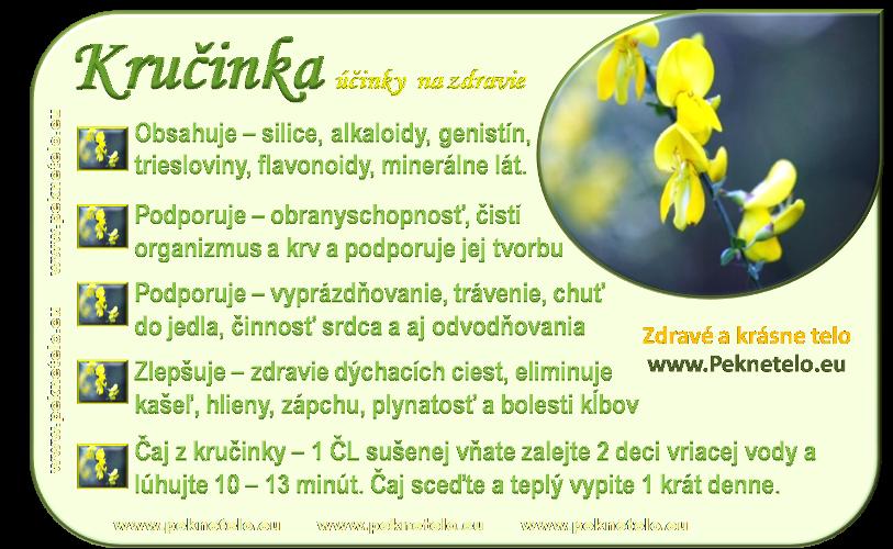 Info obrázok kručinka