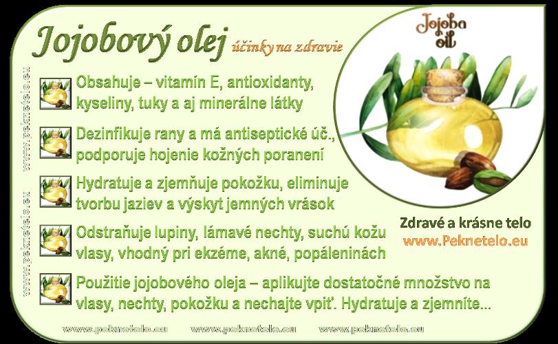 Info obrazok jojobovy olej