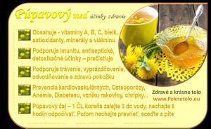Info pupavovy med