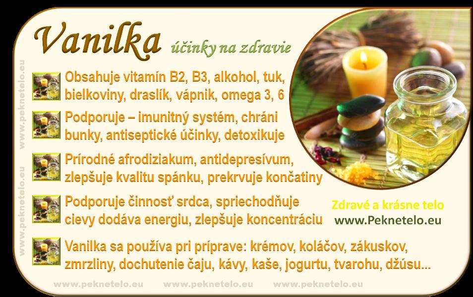 Info vanilka