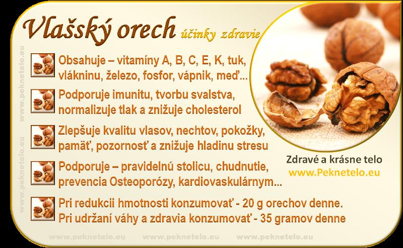 info obrázok vlašský orech