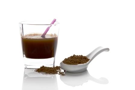 Reishi zdravý prášok s nápojom Výživový doplnok