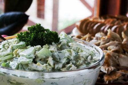 uhorkovy salat