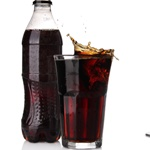 sladké nápoje - veľa sacharidov a vysoká energetická hodnota
