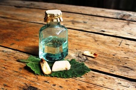 lopúchový olej