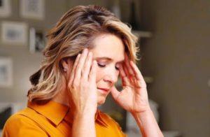 bolest hlavy v spankovej oblasti