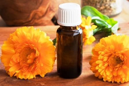 bylinna mast nechtikovy olej kvety