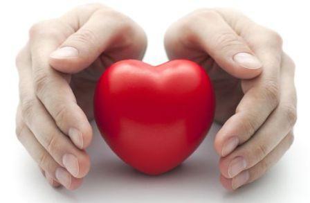 chráňte svoje srdce