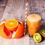 citrusové smoothies