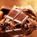 čokoláda kúsky