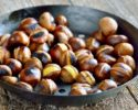 Jedlé gaštany – jesenné zdravé maškrtenie, recept na pečené gaštany