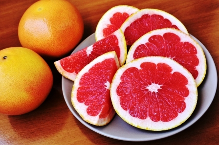 grapefruit tinktura platky