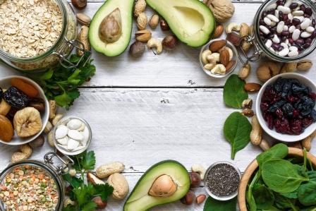 horčík magnézium strukoviny, orechy avokádo, semienka