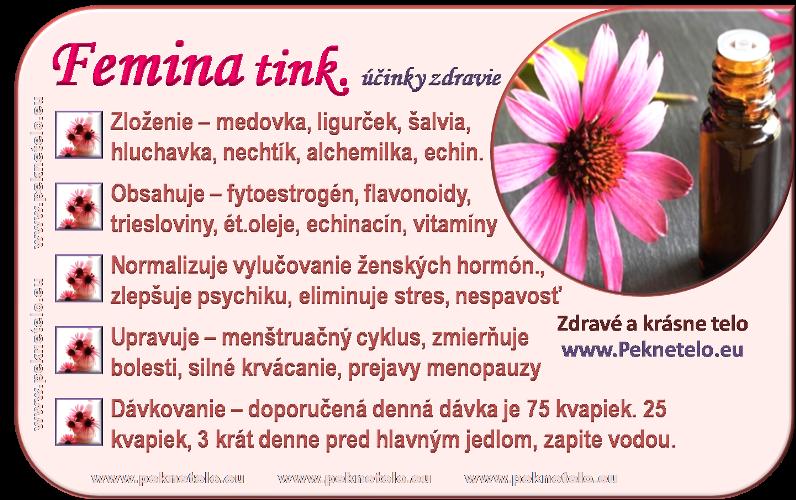 info femina tinktura