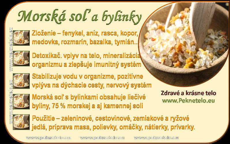 info morska sol bylinky