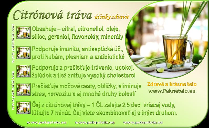 info obrazok citronova trava