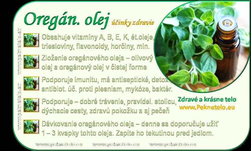 info obrazok oreganovy olej