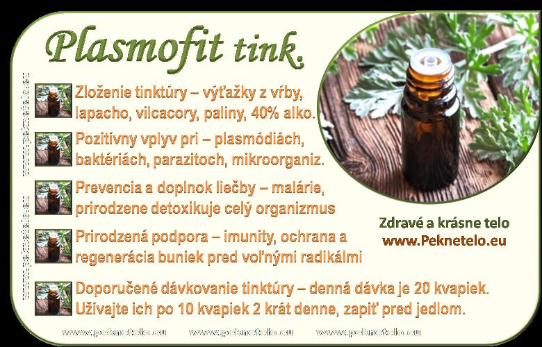 info plasmofit tinktura