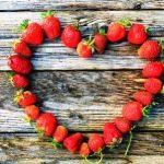 jahodove srdce