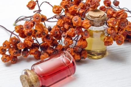 jarabina - esencialny olej