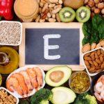 jedlo obsahujuce vitaminE