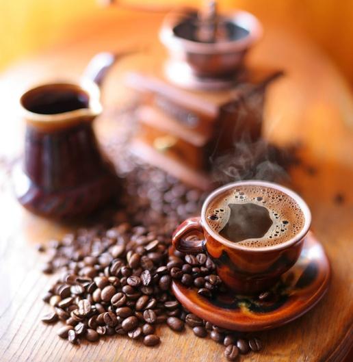 kava, druhy kavy