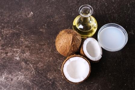 kokosovy sirup a kokosove mlieko