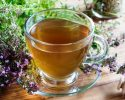 """Čaj z materinej dúšky """"vedie""""… Tráveniu, močovým cestám a aj """"nervom"""" zaručene pomôže."""