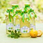 medovkovy sirup limonada