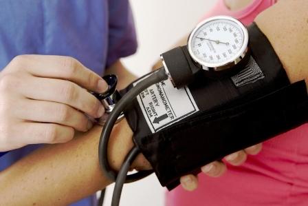 meranie krvneho tlaku
