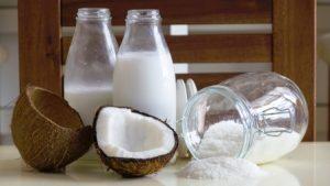 rastlinná alternatíva mlieka - kokosové mlieko