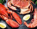 Morské plody – krab, krevety, chobotnica a homár sú tu!