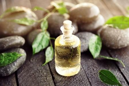 olej zo zeleneho caju s kupelnymi kamenmi