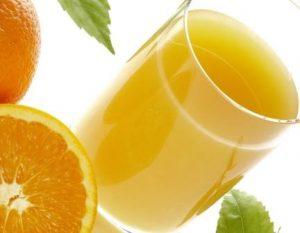 pomarančové detocikačné smoothie