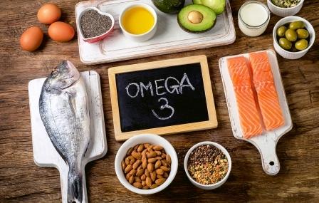 potraviny bohate na omega 3 mastné kyseliny a zdrave tuky