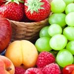 raw ovocny salat
