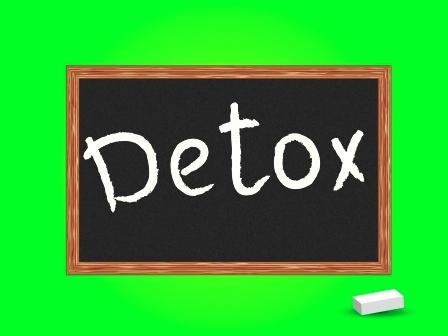 rebarbora detoxikuje telo